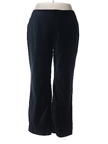 Jessica London Velour Pants Size 20 (Plus)