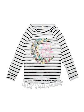 Runway Girl Long Sleeve T-Shirt Size 10