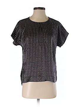Pure Energy Short Sleeve Silk Top Size 4