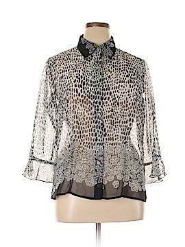 Nicola Long Sleeve Blouse Size 1X (Plus)