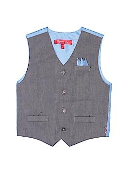 English Laundry Tuxedo Vest Size 4