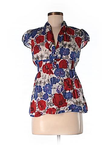 BCBGMAXAZRIA Short Sleeve Top Size M