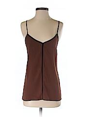 Tucker Women Sleeveless Silk Top Size P