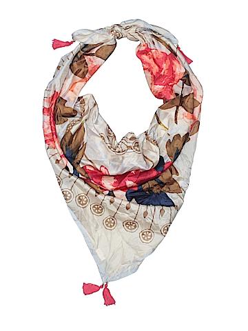 Lucky Brand Silk Scarf One Size
