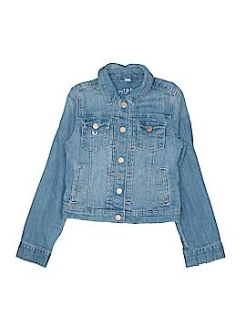Gap Kids Denim Jacket Size M (Tots)