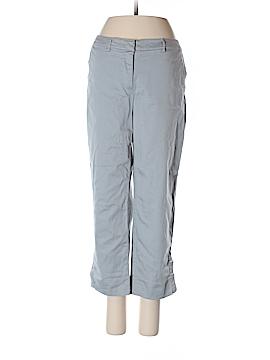 Simply Vera Vera Wang Khakis Size 4