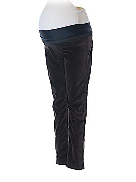 James Jeans Velour Pants 27 Waist (Maternity)