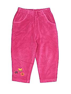 The Disney Store Velour Pants Size 18-24 mo