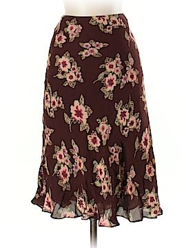 Janeville Silk Skirt Size 2