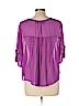 Patterson J. Kincaid Women 3/4 Sleeve Blouse Size S