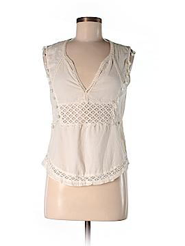 Pam & Gela Sleeveless Blouse Size S