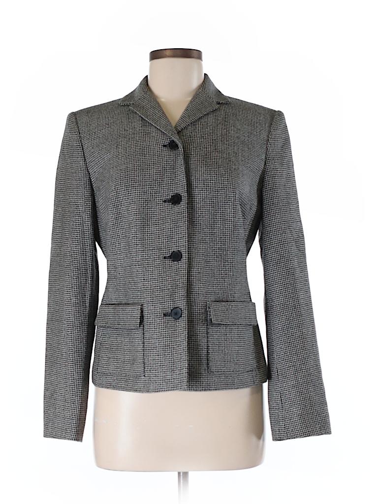 93f10b45d56 Ann Taylor LOFT Solid Tan Wool Blazer Size 6 - 96% off