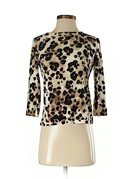 JM Collection 3/4 Sleeve Top Size P (Petite)