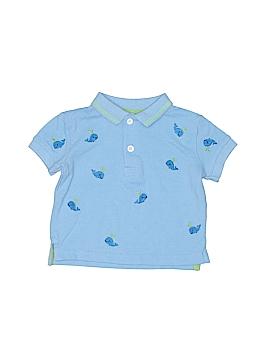 Blueberi Boulevard Short Sleeve Polo Size 6-9 mo