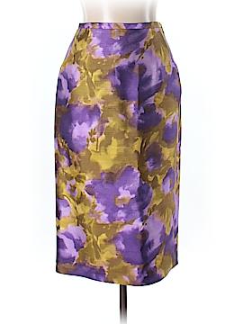 Michael Kors Silk Skirt Size 6