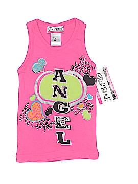 Girls Rule! Tank Top Size 5