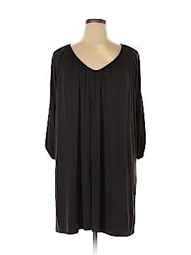 H By Halston Casual Dress Size L (Plus)