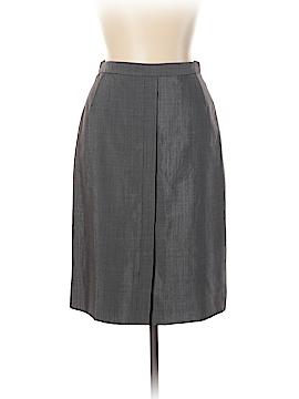 Armani Collezioni Wool Skirt Size 44 (IT)