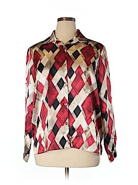 Willow Ridge Long Sleeve Blouse Size XL