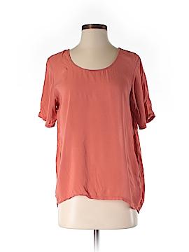Audrey 3+1 Short Sleeve Blouse Size S