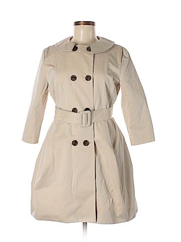 Gryphon New York Trenchcoat Size M