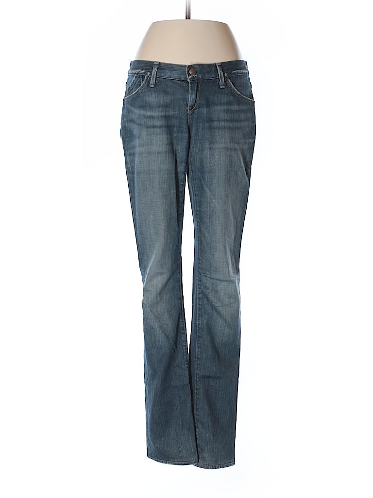 Gold Sign Women Jeans 25 Waist