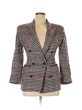 Anne Klein II Wool Blazer Size 10