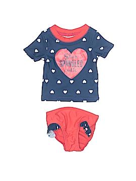 Carter's Two Piece Swimsuit Newborn