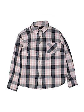 Ava & Viv Long Sleeve Button-Down Shirt Size 1X (Plus)