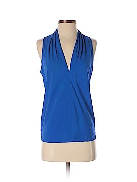 Ramy Brook Sleeveless Silk Top Size S