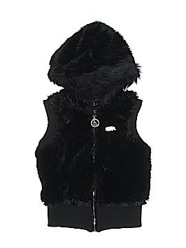 Baby Phat Faux Fur Vest Size M (Kids)