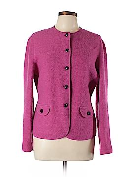 Lands' End Wool Coat Size 12 (Petite)