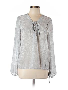 Jessica Simpson Long Sleeve Blouse Size L