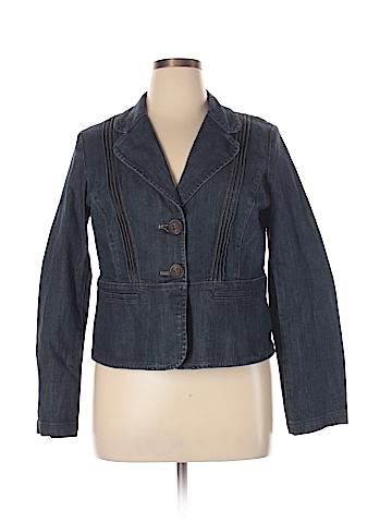 Axcess Denim Jacket Size 16