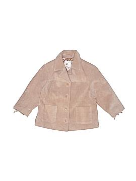 Janie and Jack Leather Jacket Size 12-24 mo