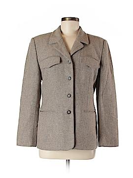 Jones New York Women Wool Coat Size 6