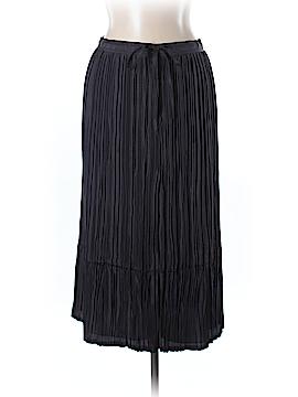 Anne Klein Silk Skirt Size 10 (Petite)