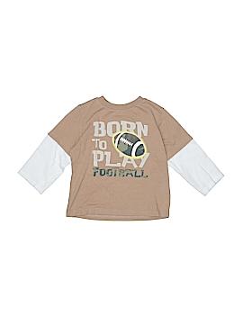 Faded Glory Long Sleeve T-Shirt Size 24 mo