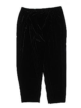 Graver Studio Velour Pants Size XL
