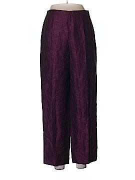 Gianni Linen Pants Size 6