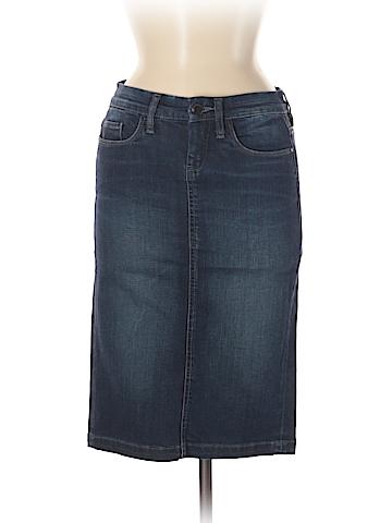 Blank NYC Denim Skirt 26 Waist