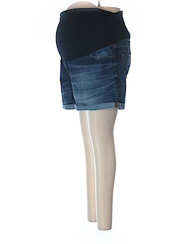 Liz Lange Maternity for Target Denim Shorts Size 16 (Maternity)