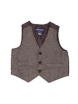 Cherokee Tuxedo Vest Size 18 mo