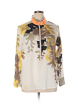 Tahari Long Sleeve Blouse Size 0X (Plus)