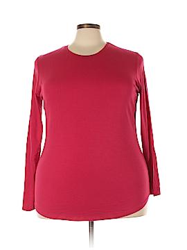 Como Vintage Long Sleeve T-Shirt Size 2X (Plus)