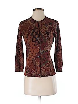 Ralph Lauren Silk Cardigan Size S/P