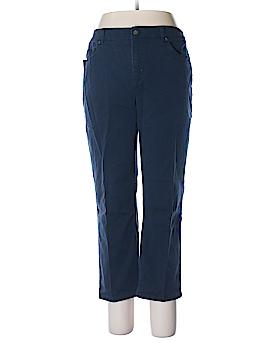 Jones New York Sport Khakis Size 16