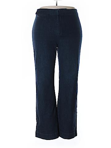 Soft Surroundings Jeans Size 18 (Plus)