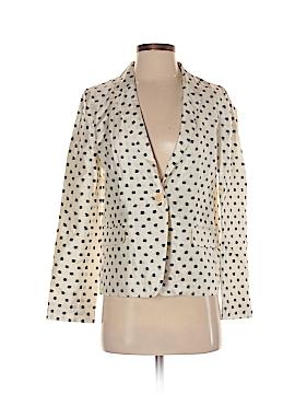 J. Crew Collection Silk Blazer Size 4