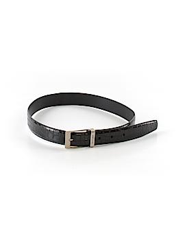 Trussardi Leather Belt Size 26